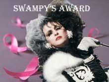 Swampy's-Award
