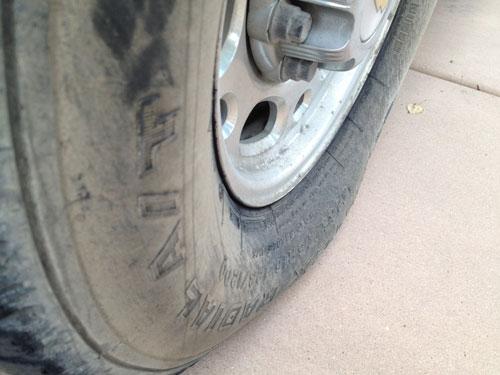 Pickup-Tire