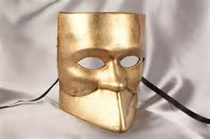 Bauta Mask